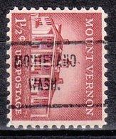 USA Precancel Vorausentwertung Preo, Locals Washington, Montesano 719 - Vereinigte Staaten