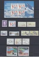 1994 **/(Sans Charn,MNH, Postfris)    Yv. 231/43    Mi. 243/55 (13v.+ Block) - Groenland