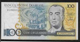 Brésil - 100 Cruzeiros - Pick N° 211 - NEUF - Brésil