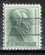 USA Precancel Vorausentwertung Preo, Locals Washington, Okanogan 841 - Vereinigte Staaten