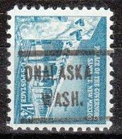 USA Precancel Vorausentwertung Preo, Locals Washington, Onalaska 608 - Vereinigte Staaten