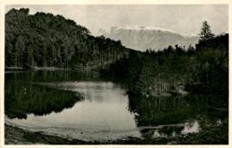 Wolfsgrubensee Mit Schlern, Dolomiten, Tirol (8401) - Italien