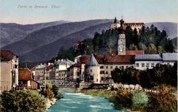 Partie In Bruneck - Tirol (9625) * 31. 1. 1918 - Italien