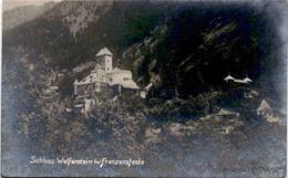 Schloss Welfenstein Bei Franzensfeste * 27. 8. 1917 - Italien