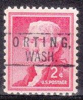 USA Precancel Vorausentwertung Preo, Locals Washington, Orting 801 - Vereinigte Staaten