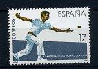 Espagne ** N° 2474 - Championnats Du Monde De Pelote Basque - 1931-Today: 2nd Rep - ... Juan Carlos I