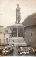 FORCEVILLE  (Somme)  -  Monument Aux Morts Carte Photo - France