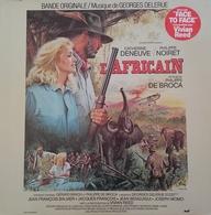 "Georges Delerue / Deneuve / Noiret  ""  L'africain  "" - Soundtracks, Film Music"