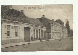 Sint-Gilles-Waes - Hospitaal En Afspanning Vancijsel En De Kroon , Uitg ; De Nijs - Sint-Gillis-Waas