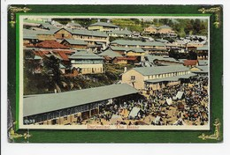 Darjeeling - The Bazar - Nestor Gianaclis 2439 - Inde