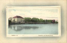 WAREN I. M., Seepartie Mit Feierabendhaus (1911) AK - Waren (Mueritz)