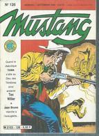 MUSTANG  N° 126  -   LUG  1986 - Mustang