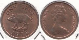 Bermuda 1 Cent 1978 KM15 - Used - Bermuda