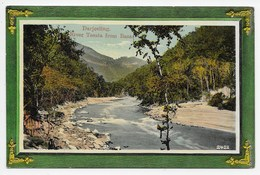 Darjeeling - River Teesta From Bazar - Nestor Gianaclis 2422 - Inde