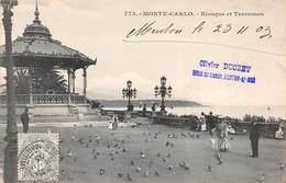 D.18-2939 : MONTE-CARLO. KIOSQUE - Monte-Carlo