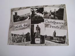 Treviso - Saluti Da Castelfranco Veneto - Treviso