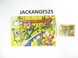 KINDER PUZZLE K04 N 97 2003 + BPZ - Puzzles