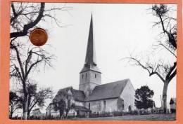 CPSM  * * Eglise De FREULLEVILLE * * - France