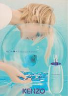 L'eau Par KENZO - Publicité