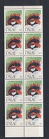 PALAU 1991 Oiseaux  Bande Du Carnet YVERT N°386a NEUF MNH** - Palau