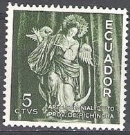 Ecuador 1959 Michel 1004 Neuf ** Cote (2005) 0.20 Euro Vierge De Quito - Ecuador