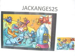 KINDER PUZZLE K04 N 95 2003 + BPZ - Puzzles