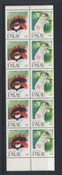PALAU 1991 Oiseaux  Bande Du Carnet YVERT N°386b NEUF MNH** - Palau