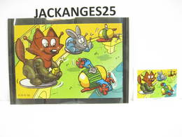KINDER PUZZLE K04 N 94 2003 + BPZ - Puzzles