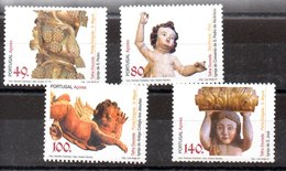 Serie De Azores N ºYvert 452/55 (**) - Azores