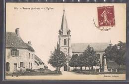 BACCON . L'Eglise . - France