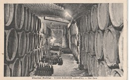 CPA  71 VOSNE-ROMANEE CHARLES NOELLAT UNE CAVE - Unclassified