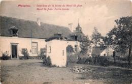 Waterloo - Intérieur De La Ferme De Mont St-Jean - Waterloo