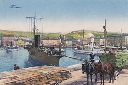 Fiume Rijeka - Porto - Croatie
