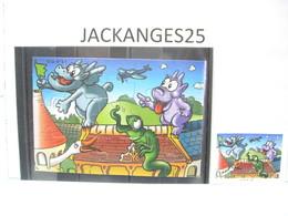 KINDER PUZZLE K04 N 93 2003 + BPZ - Puzzles