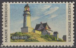 ETATS UNIS D'AMERIQUE - 150e Anniversaire De L'état Du Maine Dans L'Union - Etats-Unis