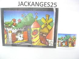 KINDER PUZZLE K04 N 92 2003 + BPZ - Puzzles