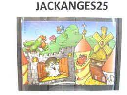 KINDER PUZZLE K04 N 92 2003 SANS OHNE WITHOUT BPZ - Puzzles