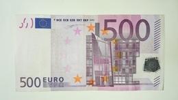 EURO-GERMANY 500 EURO (X) R004 Sign DUISENBERG - EURO