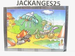 KINDER PUZZLE K04 N 91 2003 SANS OHNE WITHOUT BPZ - Puzzles