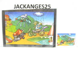 KINDER PUZZLE K04 N 91 2003 + BPZ - Puzzles