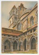 Barday       2126 B      Cahors     La Cathédrale Et Le Cloître - Barday