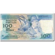 Billet, Portugal, 100 Escudos, 1986, 1986-10-16, KM:179a, TB+ - Portugal