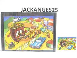 KINDER PUZZLE K04 N 90 2003 + BPZ - Puzzles