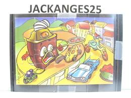 KINDER PUZZLE K04 N 90 2003 SANS OHNE WITHOUT BPZ - Puzzles