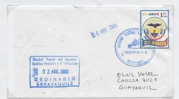 Ecuador 2005; Used Cover Chess - Ecuador