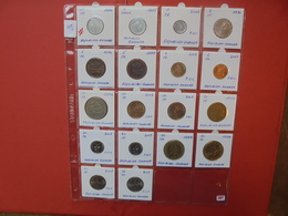 RWANDA LOT 18 MONNAIES DE QUALITE ! - Monnaies & Billets