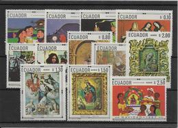 Equateur - Ensemble De Timbres Neufs ** Sans Charnière - TB - Equateur