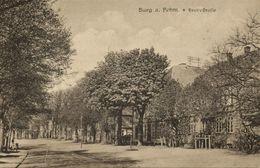 BURG AUF FEHMARN, Breitestrasse (1910s) AK - Fehmarn