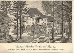 Kurhaus Moorbad Dachau Vor Munchen - Muenchen