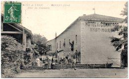 38 Environs De Lyon - CORBAS - Hôtel Du Commerce - Autres Communes
